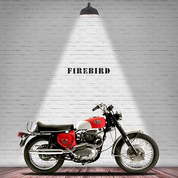 Firebird 650 Classic Motorcycle by rogue-design