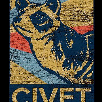 Civet by GeschenkIdee