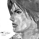 Squall Leonheart by Brian Lucas