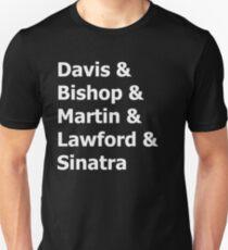 Das Rat Pack Unisex T-Shirt