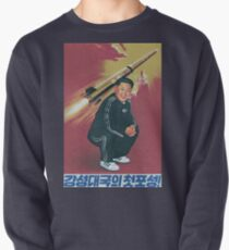 Tracksuit Rocket Man Pullover