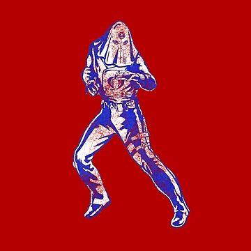 Cobra Commander by zombill