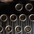 A..E..U... by Michel Raj