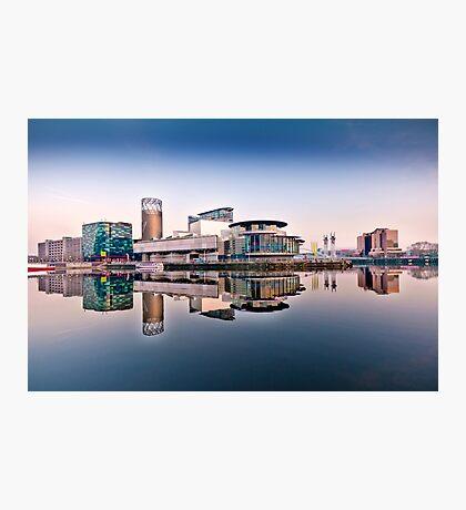 Salford Quays Photographic Print