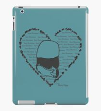 Save Shenmue With All Our Hearts! iPad Case/Skin