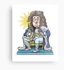 Le Roi, Louis XIV Metal Print