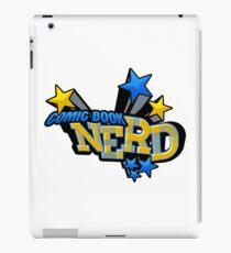 Comic Book Nerd iPad Case/Skin