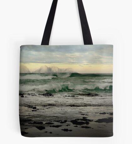 Wispy Surf,Great Ocean Road Tote Bag
