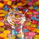 Smartie Splash by Stephen Knowles