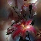 Lily, Flashlight and Bulb by Yuliya Art