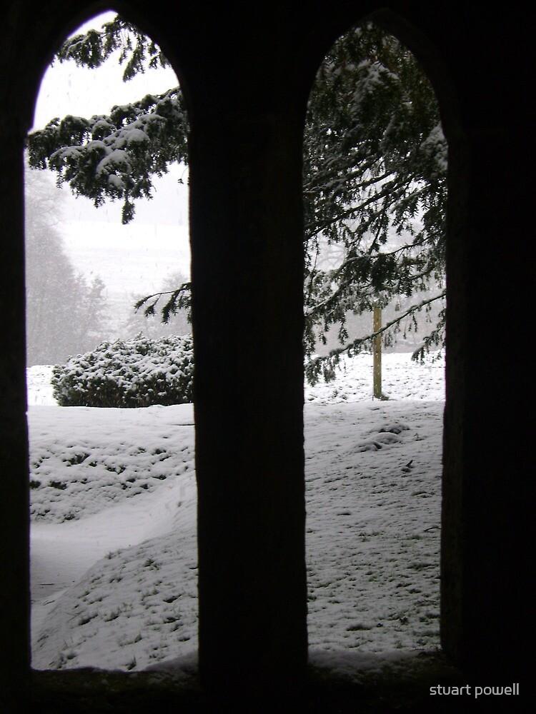 Through the Window by stuart powell