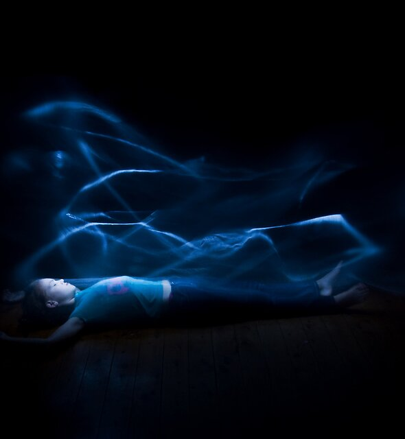 Feeling Blue by Sarah Moore