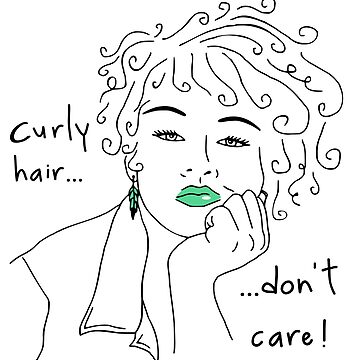 curly hair don't care by FandomizedRose
