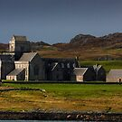 Iona's Abbey by SWEEPER