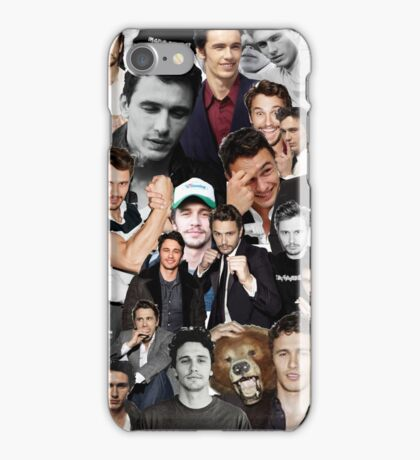 James Franco Collage iPhone Case/Skin