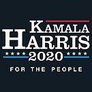 Kamala Harris 2020 by fishbiscuit