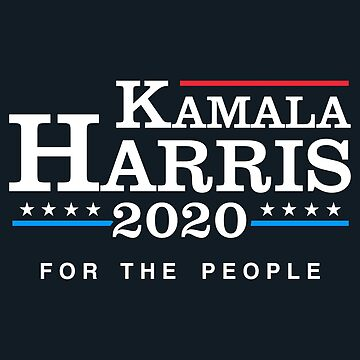 Kamala Harris 2020 by fishbiscuit
