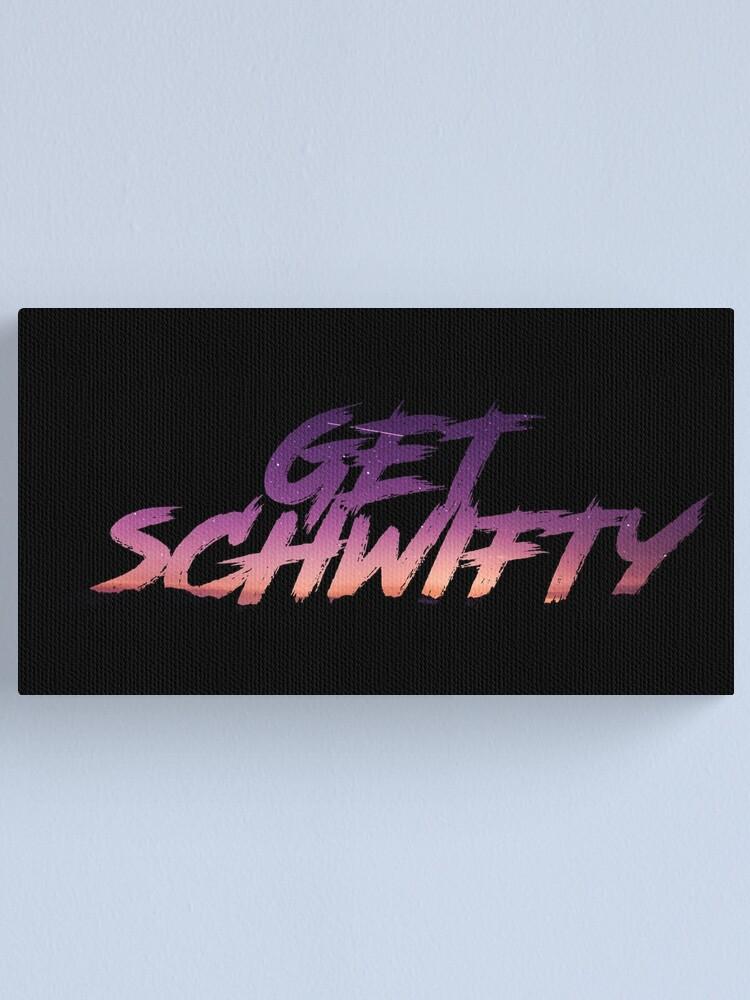 Alternate view of Get Schwifty Canvas Print
