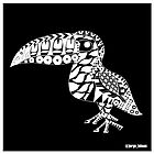black toucan ecopop by jorgelebeau