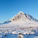 Buachaille Etive Mor by Jonathan Maddock