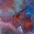 Colorful watercolor abstraction by CatyArte