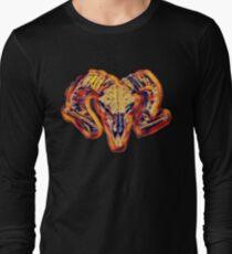 Camiseta de manga larga Toro de fuego