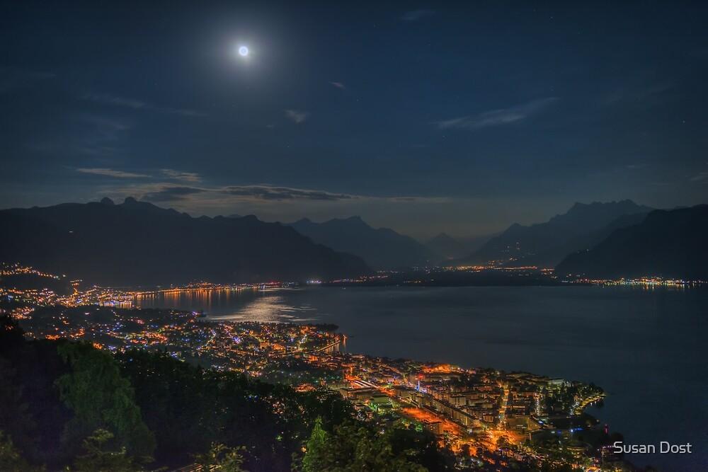 Lake Geneva  by Susan Dost