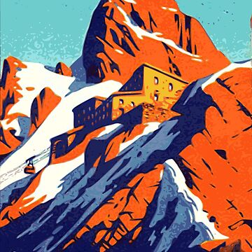 House In the Mountains by realmatdesign
