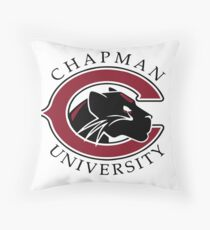 Chapman University  Throw Pillow