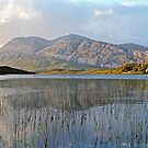 Arkle & Loch Stack by ScotLandscapes