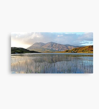 Arkle & Loch Stack Canvas Print