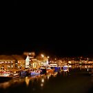 Weymouth by Night by mikepom
