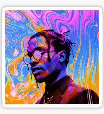 Pegatina A $ AP Rocky Tripping