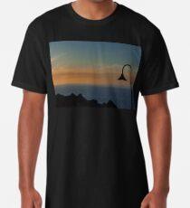 Atlantic Dusk Lamplight Long T-Shirt