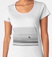 Line rider. Women's Premium T-Shirt