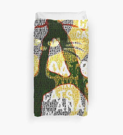 ANARCHAT 2016 04 by RootCat Duvet Cover