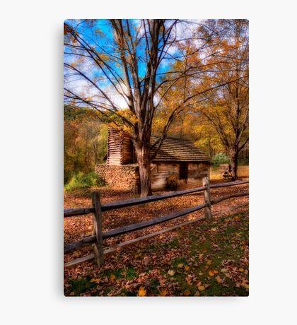 Autumn Glamour Glow  Canvas Print