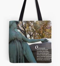 Old Friend Grief Tote Bag