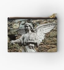 Angel Statue Studio Pouch