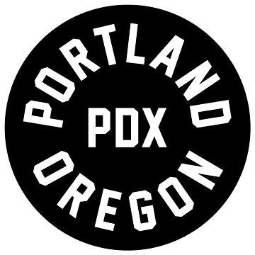 Portland - Oregon by JamesShannon