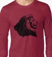 Proud Lion Long Sleeve T-Shirt