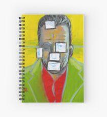 Camus Spiral Notebook
