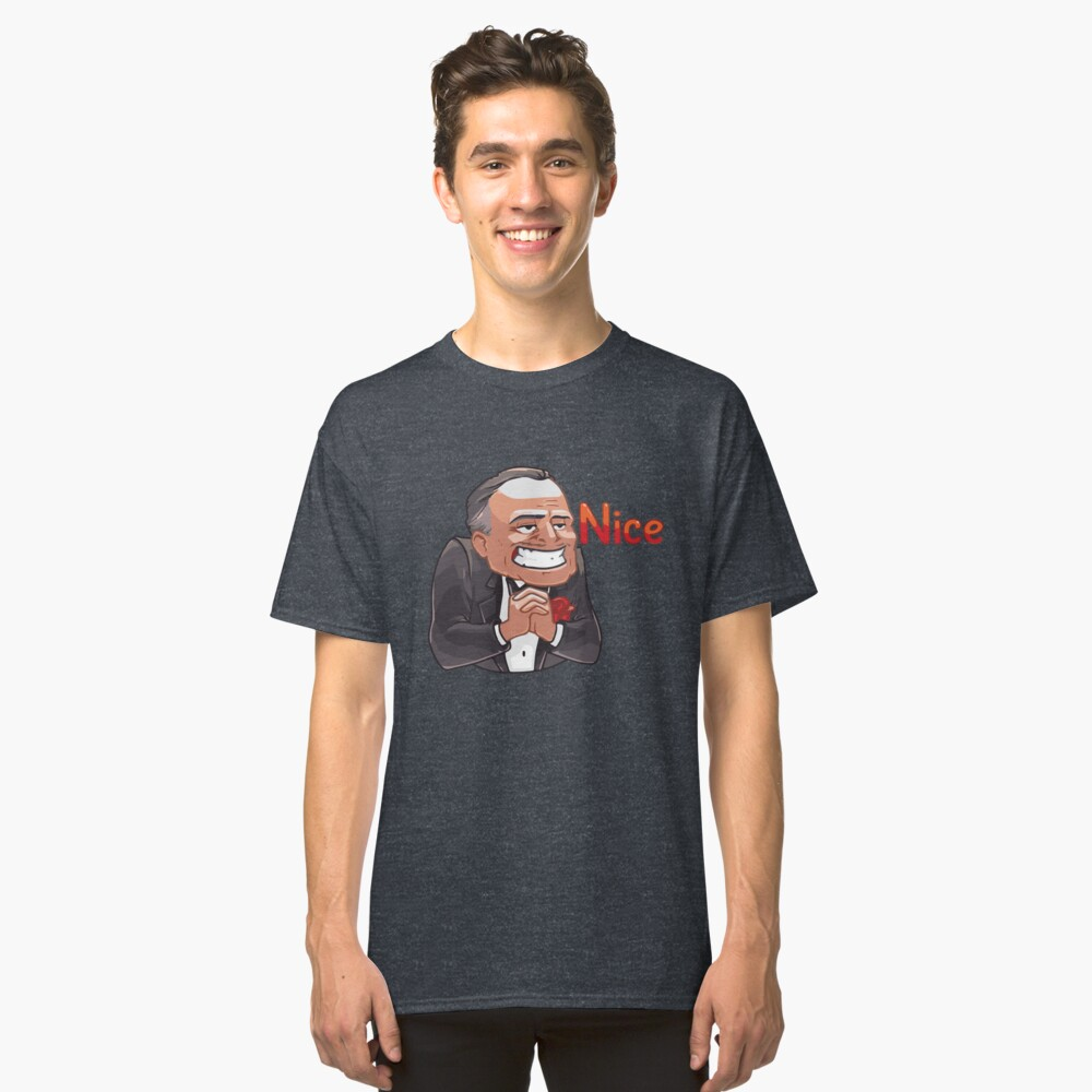 ★ The Grandfather  Classic T-Shirt Front