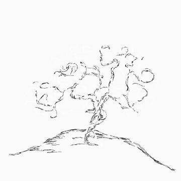 Winter Tree by artCEW