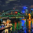 Lights, Camera - Sydney Australia - The HDR Experience by Philip Johnson