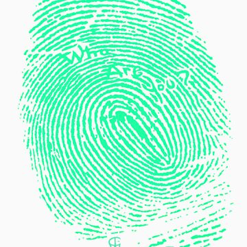 Fingerprint green by artCEW