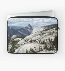 Half Dome in Yosemite National Park from Olmsted Point Laptop Sleeve