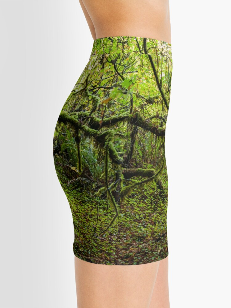 Alternate view of Mossy Forest Mini Skirt