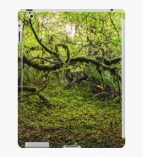 Mossy Forest iPad Case/Skin