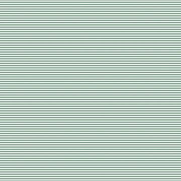 Sage Green and White Horizontal Sailor Stripes by podartist